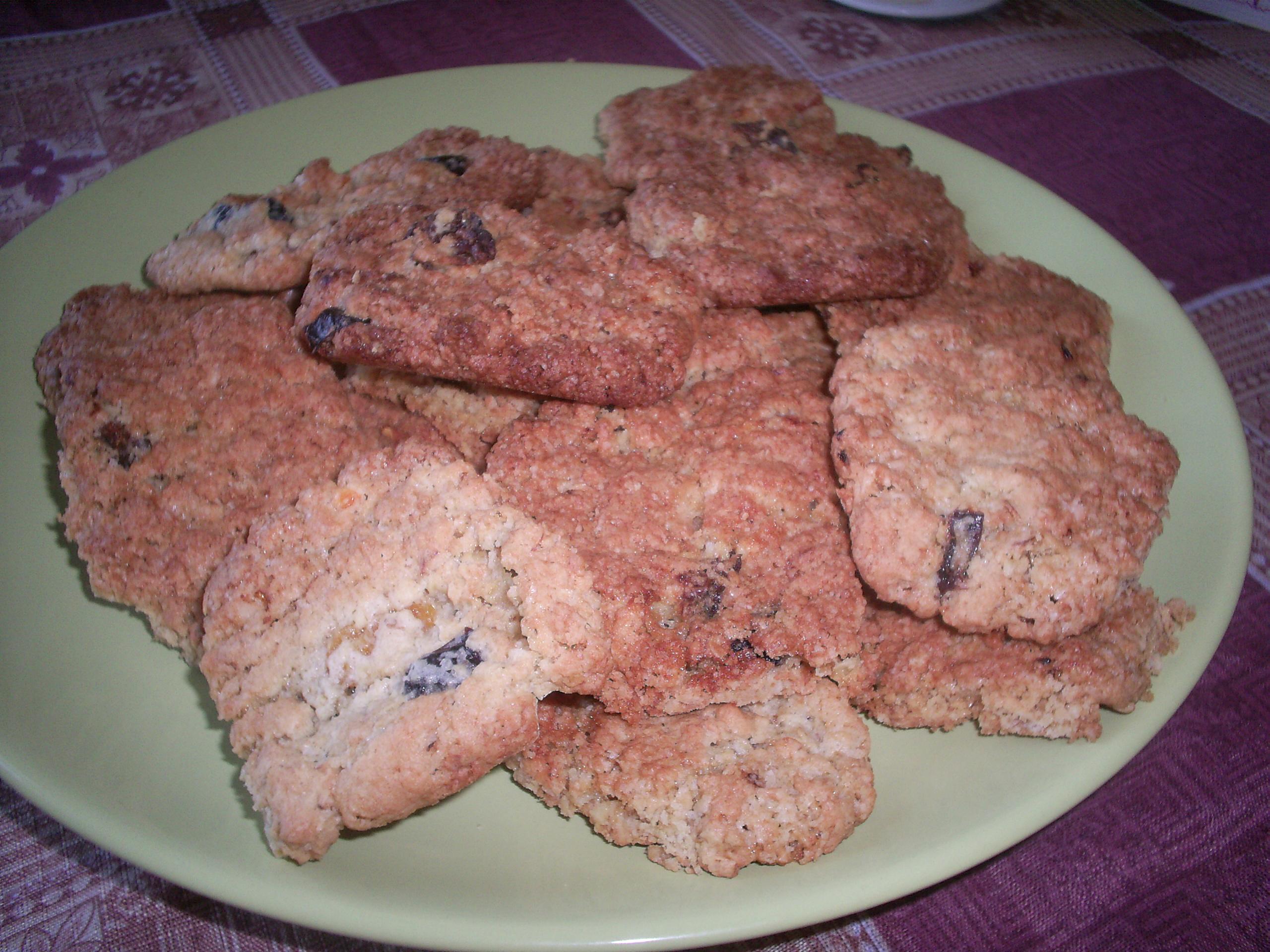 Овсяное печенье при грудном 91
